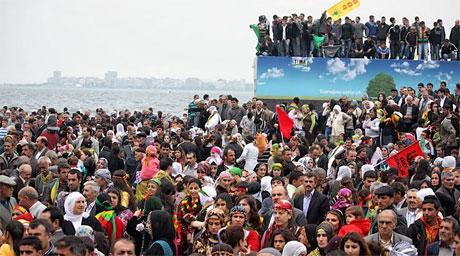 Tarihi 2011 Newroz'undan manzaralar galerisi resim 68