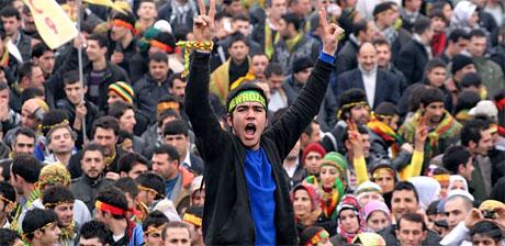 Tarihi 2011 Newroz'undan manzaralar galerisi resim 70