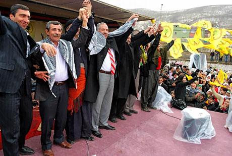 Tarihi 2011 Newroz'undan manzaralar galerisi resim 78