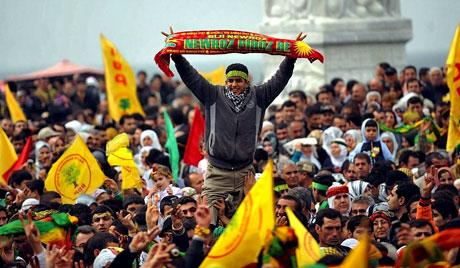 Tarihi 2011 Newroz'undan manzaralar galerisi resim 8