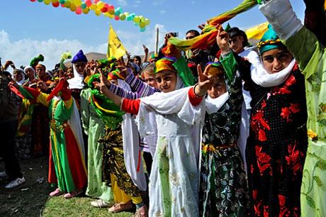 Tarihi 2011 Newroz'undan manzaralar galerisi resim 83