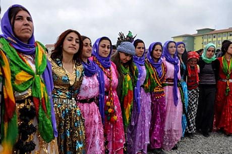 Tarihi 2011 Newroz'undan manzaralar galerisi resim 85