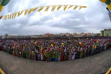 Tarihi 2011 Newroz'undan manzaralar galerisi resim 86