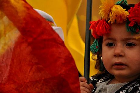 Tarihi 2011 Newroz'undan manzaralar galerisi resim 87