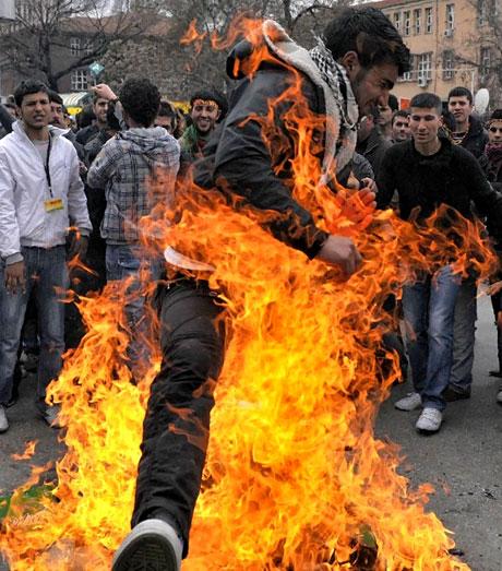 Tarihi 2011 Newroz'undan manzaralar galerisi resim 9