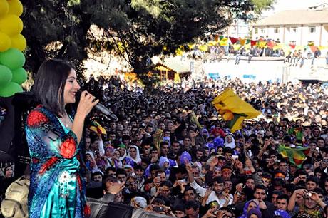 Tarihi 2011 Newroz'undan manzaralar galerisi resim 92