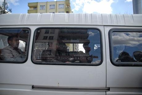 'Sivil itaatsizlik' eylemi ve Polis müdahalesi galerisi resim 16
