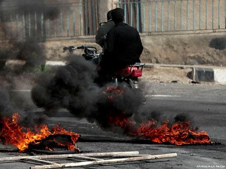 Suriye'de isyan ateşi alevlendi! galerisi resim 16