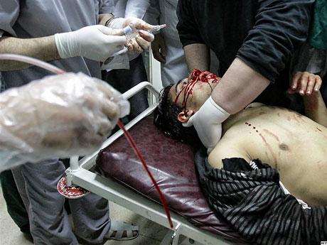 Suriye'de isyan ateşi alevlendi! galerisi resim 2