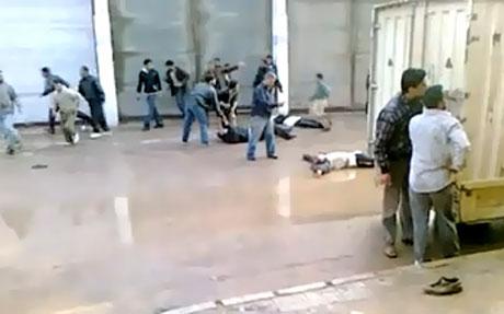 Suriye'de isyan ateşi alevlendi! galerisi resim 20
