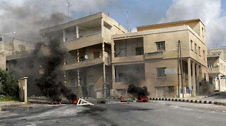 Suriye'de isyan ateşi alevlendi! galerisi resim 3