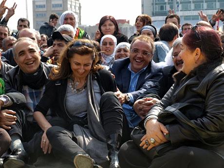 Sivil İtaatsizlik Taksim Meydanı'nda galerisi resim 10