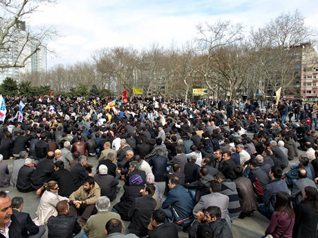 Sivil İtaatsizlik Taksim Meydanı'nda galerisi resim 13
