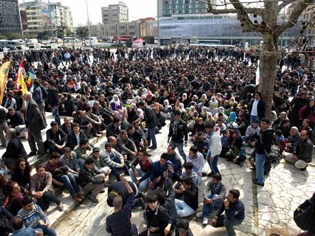 Sivil İtaatsizlik Taksim Meydanı'nda galerisi resim 15