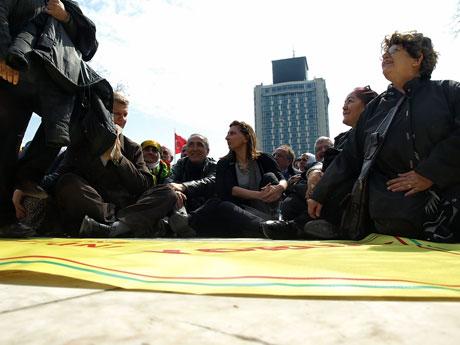 Sivil İtaatsizlik Taksim Meydanı'nda galerisi resim 18
