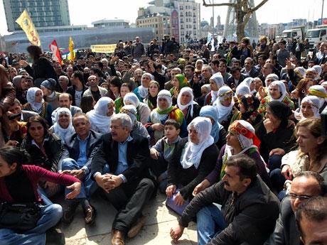 Sivil İtaatsizlik Taksim Meydanı'nda galerisi resim 2
