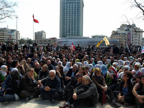 Sivil İtaatsizlik Taksim Meydanı'nda galerisi resim 20