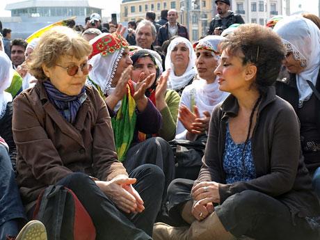 Sivil İtaatsizlik Taksim Meydanı'nda galerisi resim 4