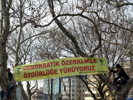 Sivil İtaatsizlik Taksim Meydanı'nda galerisi resim 5