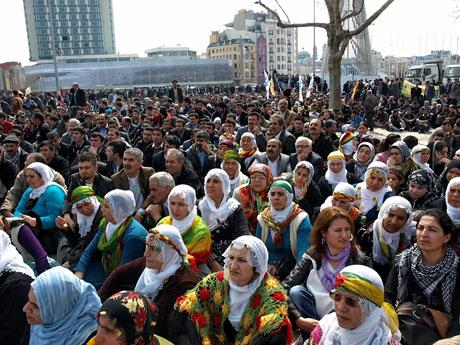 Sivil İtaatsizlik Taksim Meydanı'nda galerisi resim 6