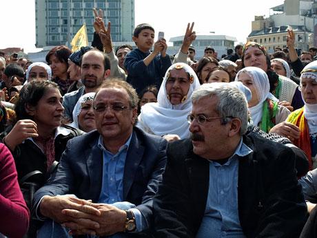 Sivil İtaatsizlik Taksim Meydanı'nda galerisi resim 8