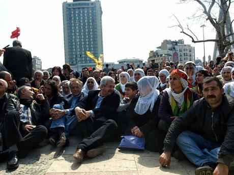 Sivil İtaatsizlik Taksim Meydanı'nda galerisi resim 9