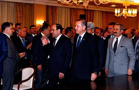 Erdoğan'a Hewler ve Irak'ta yoğun ilgi... galerisi resim 11