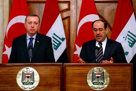Erdoğan'a Hewler ve Irak'ta yoğun ilgi... galerisi resim 14