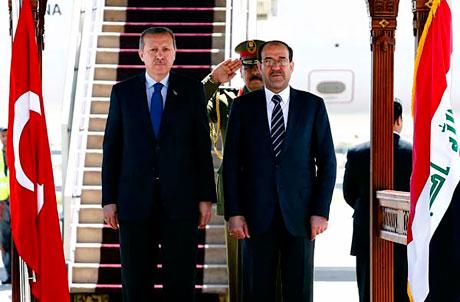 Erdoğan'a Hewler ve Irak'ta yoğun ilgi... galerisi resim 15