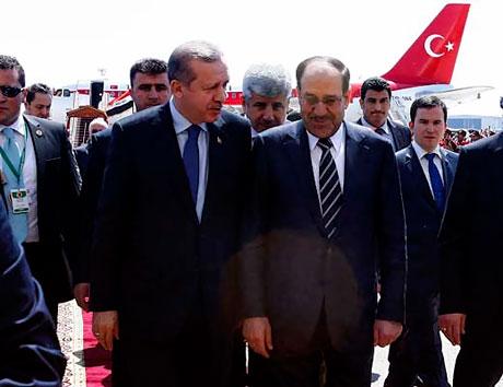 Erdoğan'a Hewler ve Irak'ta yoğun ilgi... galerisi resim 16