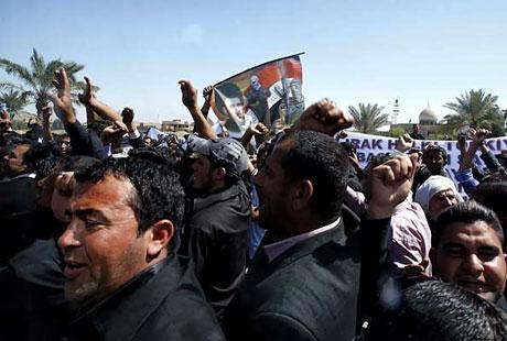 Erdoğan'a Hewler ve Irak'ta yoğun ilgi... galerisi resim 17