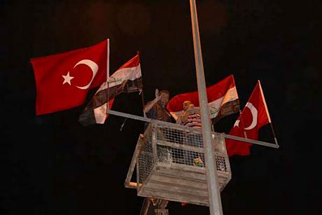 Erdoğan'a Hewler ve Irak'ta yoğun ilgi... galerisi resim 2