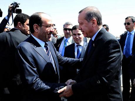 Erdoğan'a Hewler ve Irak'ta yoğun ilgi... galerisi resim 23