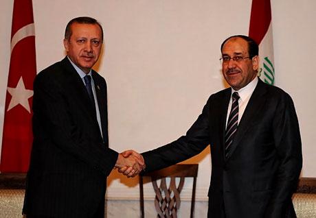 Erdoğan'a Hewler ve Irak'ta yoğun ilgi... galerisi resim 24