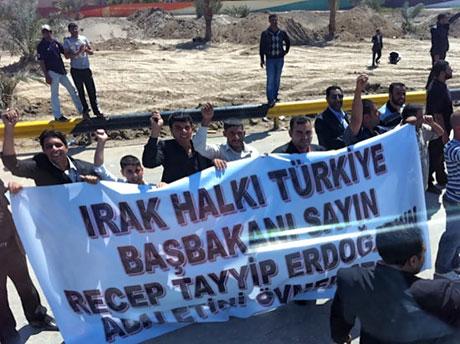 Erdoğan'a Hewler ve Irak'ta yoğun ilgi... galerisi resim 25
