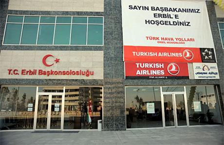 Erdoğan'a Hewler ve Irak'ta yoğun ilgi... galerisi resim 28