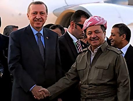 Erdoğan'a Hewler ve Irak'ta yoğun ilgi... galerisi resim 29