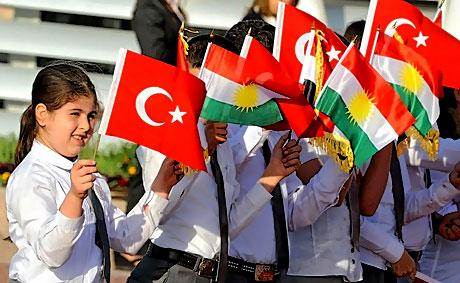 Erdoğan'a Hewler ve Irak'ta yoğun ilgi... galerisi resim 30