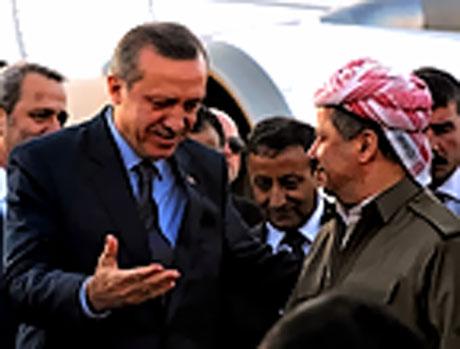 Erdoğan'a Hewler ve Irak'ta yoğun ilgi... galerisi resim 32