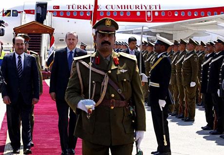 Erdoğan'a Hewler ve Irak'ta yoğun ilgi... galerisi resim 36