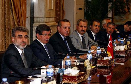Erdoğan'a Hewler ve Irak'ta yoğun ilgi... galerisi resim 37