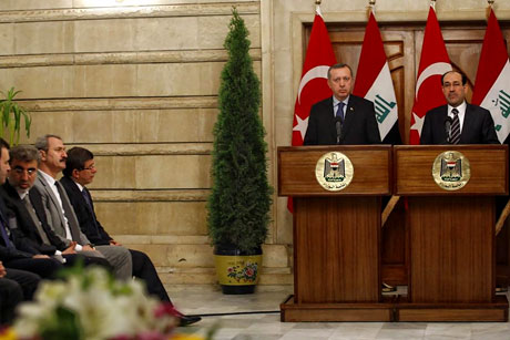 Erdoğan'a Hewler ve Irak'ta yoğun ilgi... galerisi resim 38