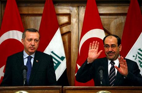 Erdoğan'a Hewler ve Irak'ta yoğun ilgi... galerisi resim 39