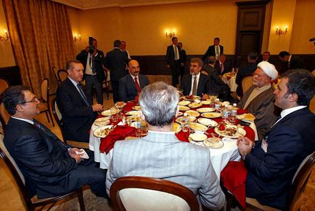 Erdoğan'a Hewler ve Irak'ta yoğun ilgi... galerisi resim 42