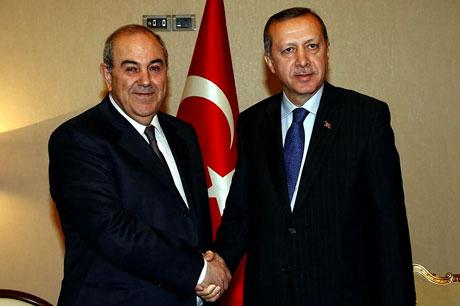 Erdoğan'a Hewler ve Irak'ta yoğun ilgi... galerisi resim 46