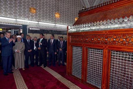 Erdoğan'a Hewler ve Irak'ta yoğun ilgi... galerisi resim 48