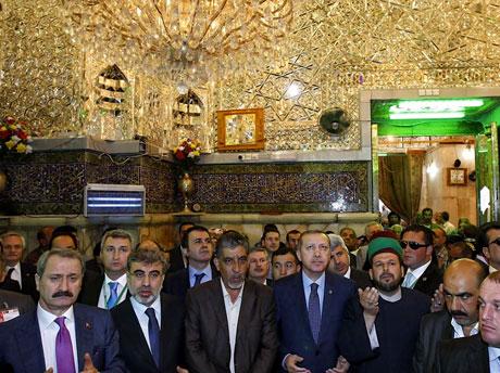 Erdoğan'a Hewler ve Irak'ta yoğun ilgi... galerisi resim 49