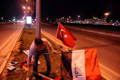 Erdoğan'a Hewler ve Irak'ta yoğun ilgi... galerisi resim 6