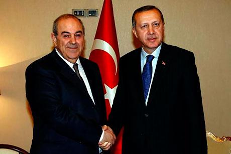 Erdoğan'a Hewler ve Irak'ta yoğun ilgi... galerisi resim 7