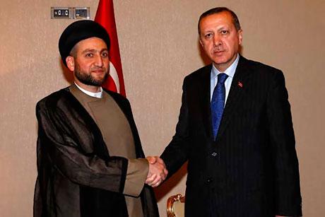 Erdoğan'a Hewler ve Irak'ta yoğun ilgi... galerisi resim 9